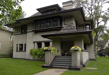 Frank Lloyd Wright Houses In Chicago