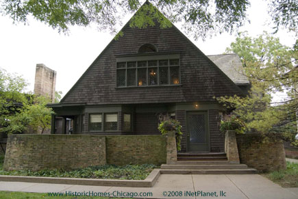 Frank Lloyd Wright Home Studio 951 Chicago Avenue Oak Park IL